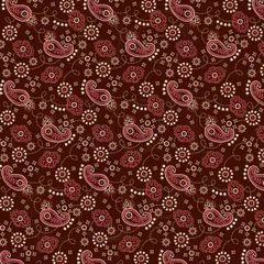 Bandanna Pattern Digitally Printed