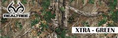 Realtree™ Camo Printed Pattern Vinyl - Xtra Green