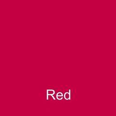 Red DuraGloss Intermediate Adhesive Vinyl