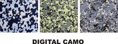 Fashion Flex Digital Camo Print Heat Transfer VInyl