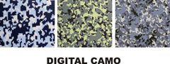Fashion Flex Digital Camo Print Heat Transfer VInyl