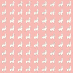 Llama Patterns Digitally Printed