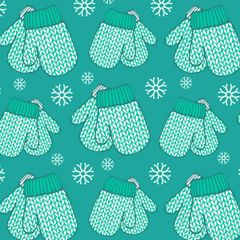 Christmas Pattern Digitally Printed