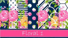 Floral Pattern - Digitally Printed