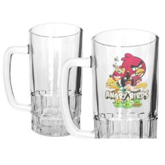 Sublimation Beer Mugs - Pre-coated for Transfers