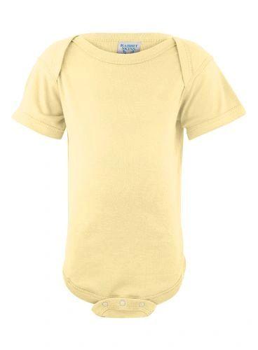 Infant Body Suit - Creeper - Banana