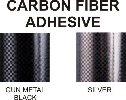 Carbon Fiber Adhesive VInyl Film