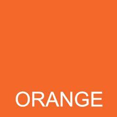 """12"""" Siser Easy Heat Transfer Vinyl - Orange"""