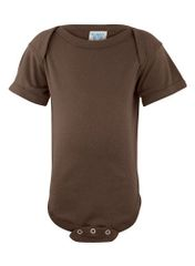 Infant Body Suit - Creeper - Brown