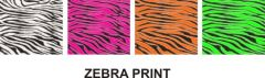 ZEBRA PRINT Heat Transfer Vinyl Sheets
