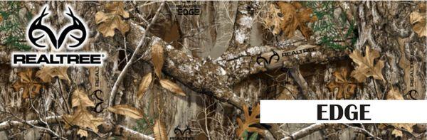 Realtree™ Camo Printed Pattern Vinyl - Edge