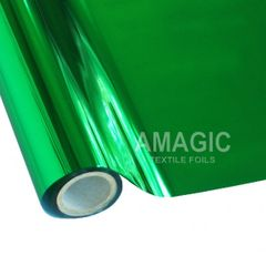 Metallic Heat Transfer Foil - Green