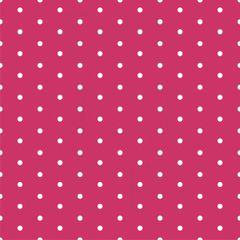 Polka Dots Pattern Digitally Printed