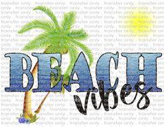 Sublimation Transfer - Summer & Beach
