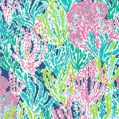 Boutique Pattern Digitally Printed - Inspired by Lilly Pulitzer