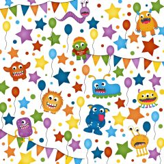 Kids Pattern Digitally Printed