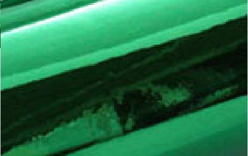 """12"""" Mirrored GREEN CHROME Adhesive Vinyl"""
