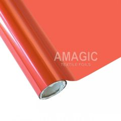Metallic Heat Transfer Foil - Coral