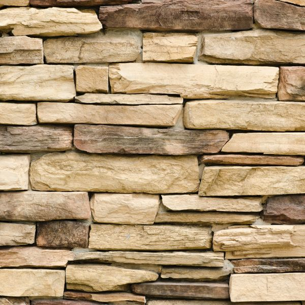 Stacked Stone Nature Print