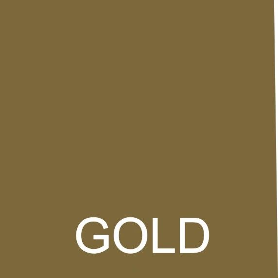 """15"""" Siser Easy Heat Transfer Vinyl - Gold Metallic"""