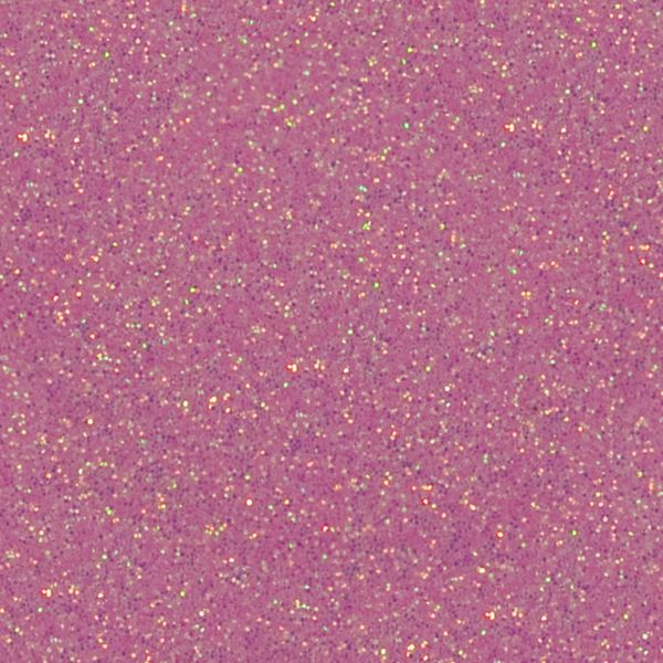 PINK HOLOGRAPHIC Heat Transfer Vinyl GLITTER Sheets
