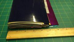 100+ Piece Scrap Packs with additional BONUS Specialty Vinyl