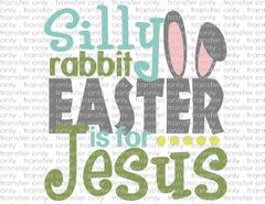 Sublimation Transfer - Easter
