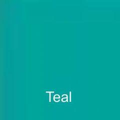 Teal DuraGloss Intermediate Adhesive Vinyl