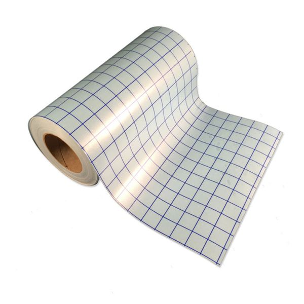 """Blue-Line Clear Application Tape Roll - 12"""" x 50 yds"""
