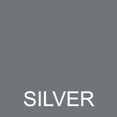 """12"""" Siser Easy Heat Transfer Vinyl - Silver Metallic"""