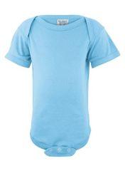 Infant Body Suit - Creeper - Light Blue