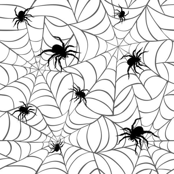 Halloween Patterns Digitally Printed