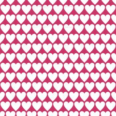 Valentines Pattern Digitally Printed
