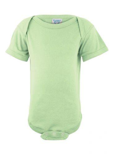 Infant Body Suit - Creeper - Mint