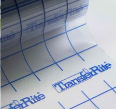 10 yd roll TransferRite Clear Transfer Tape with GRID