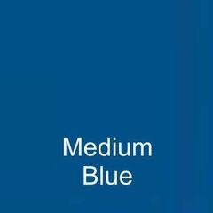 Medium Blue DuraGloss Intermediate Adhesive Vinyl