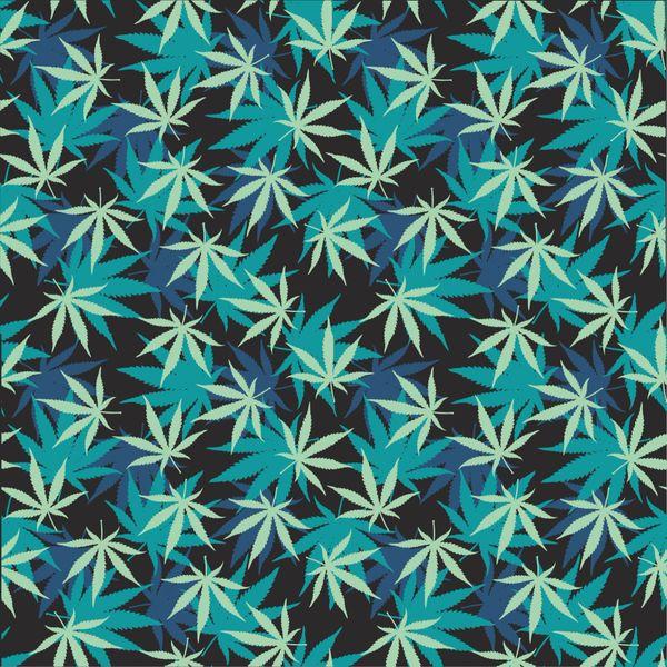 Leaf Pattern Vinyl