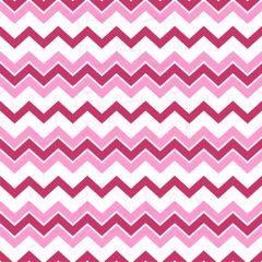 Chevron Pattern Digitally Printed