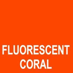 """12"""" Siser Easy Heat Transfer Vinyl - Fluorescent Coral"""