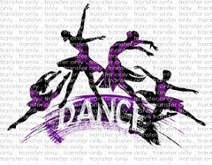 Sublimation Transfer - Dance