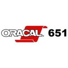 "12"" ORACAL 651 Vinyl...10 Yard Roll"