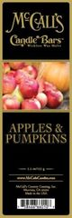 Candle Bars 5.5 oz Pack APPLES & PUMPKINS