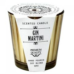 Scented Cocktail Candle - Gin Martini