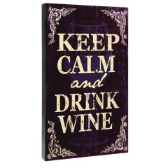 DRINK WINE SIGN