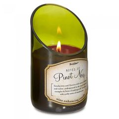 Wine Bottle Scented Candle - Pinot Noir