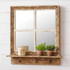 Window Frame - Mirror
