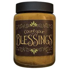 Blessings Jar Candle