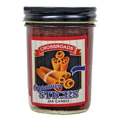 Cinnamon Stick 1/2 Pint Candle