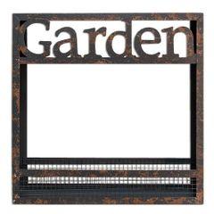 Distressed Garden Flower Box