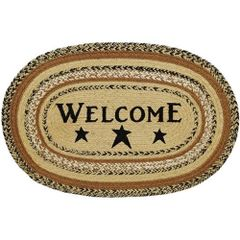 Kettle Grove Jute Welcome Rug, 20x30